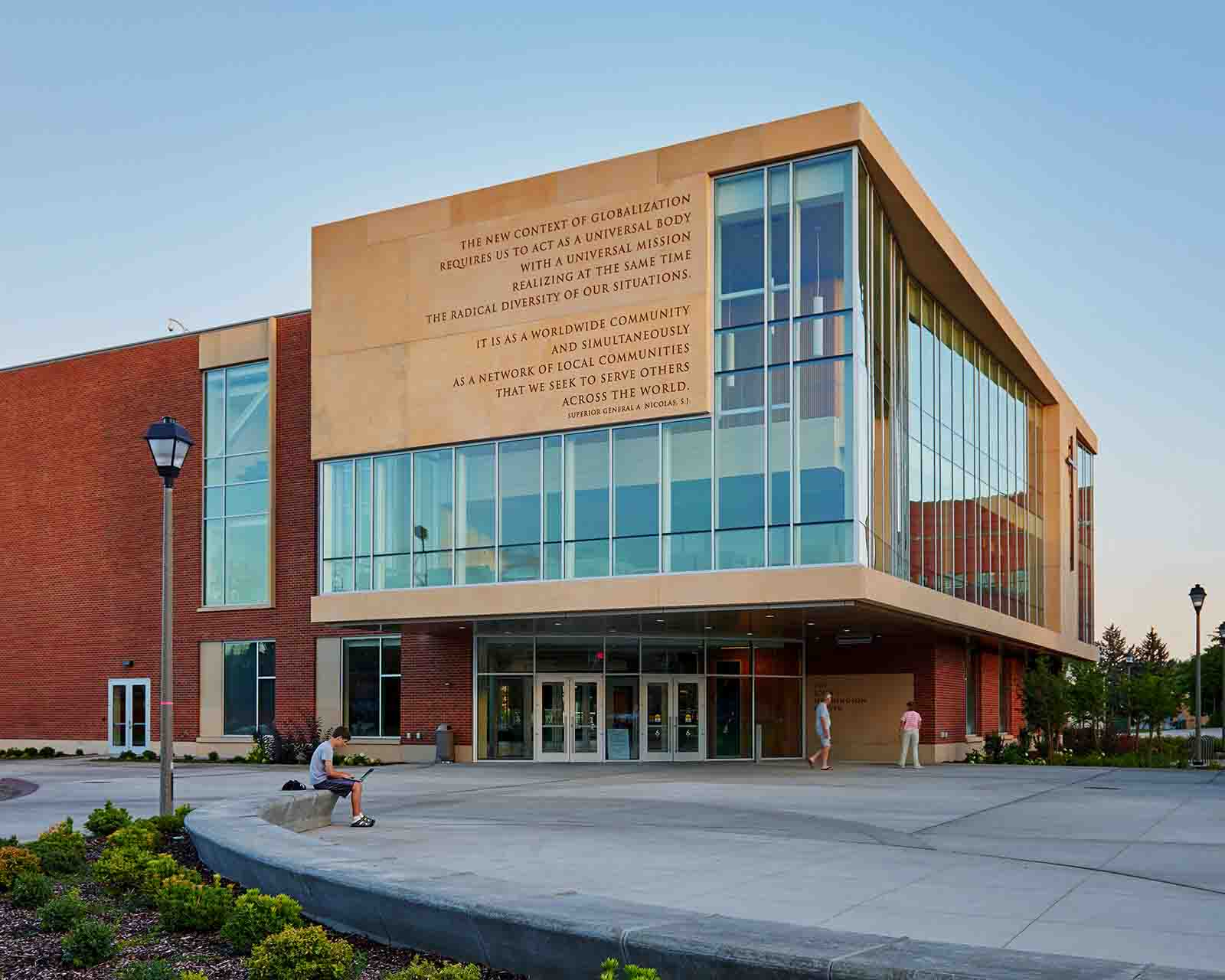 Gonzaga University <br/> John J. Hemmingson Student Center