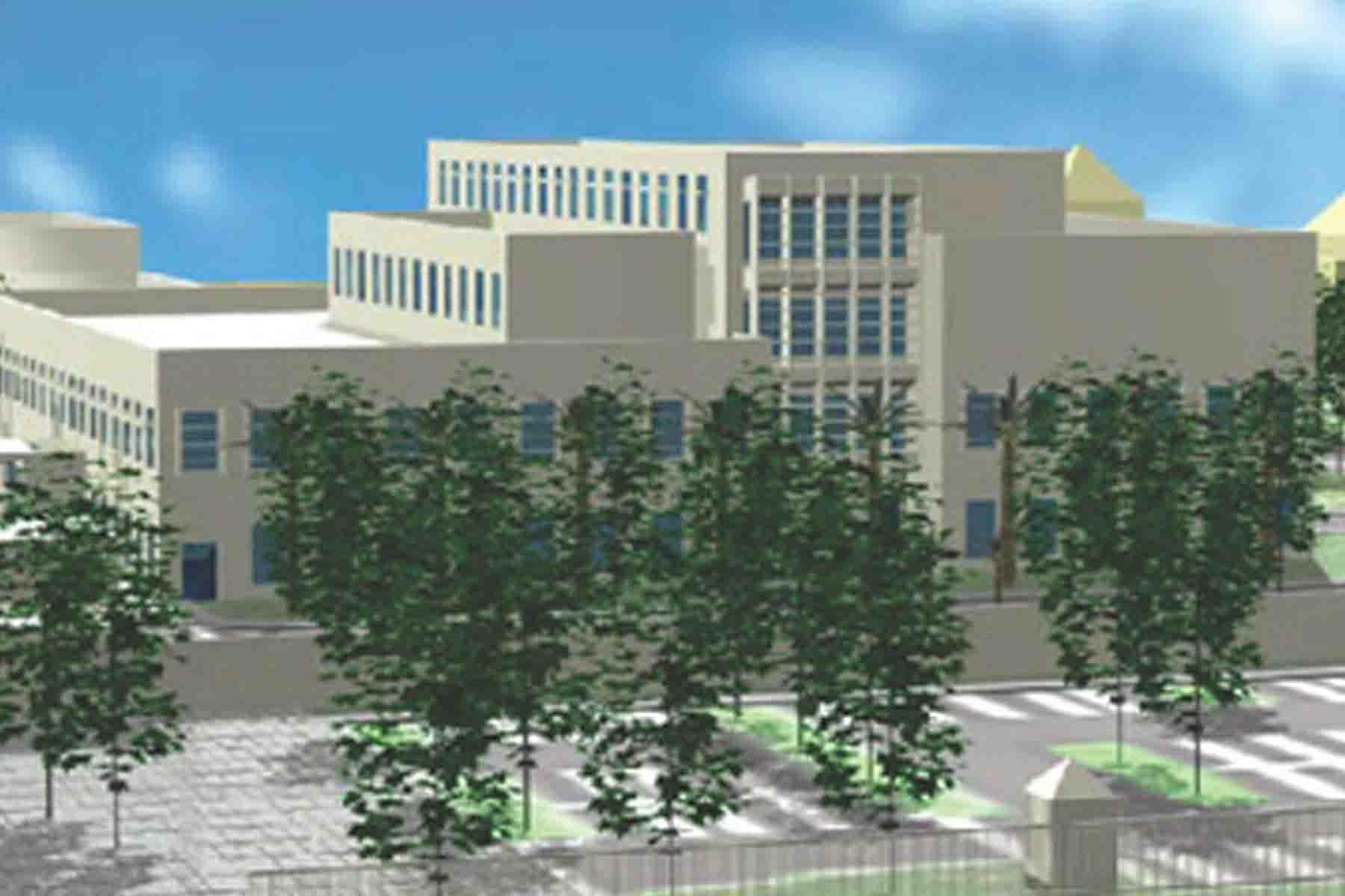United States Embassy <br/> Djibouti, Djibouti