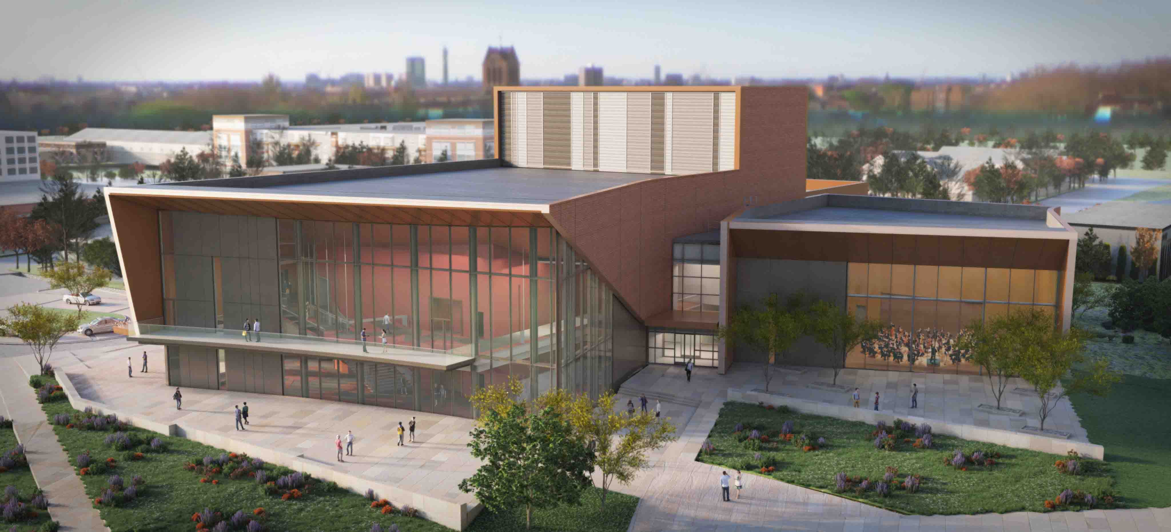 Gonzaga University <br/> Woldson Performing Arts Center