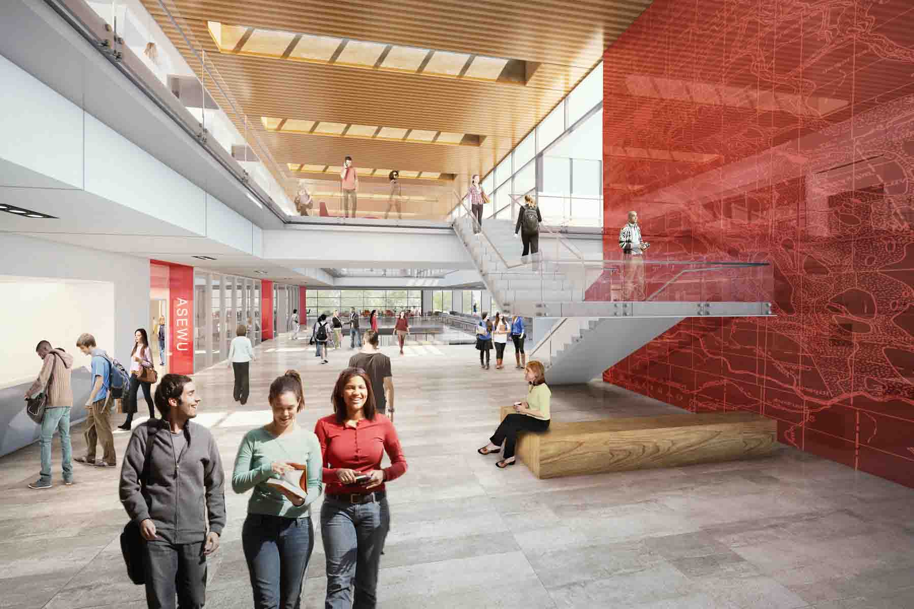 Eastern Washington University <br/> Pence Union Building Renovation