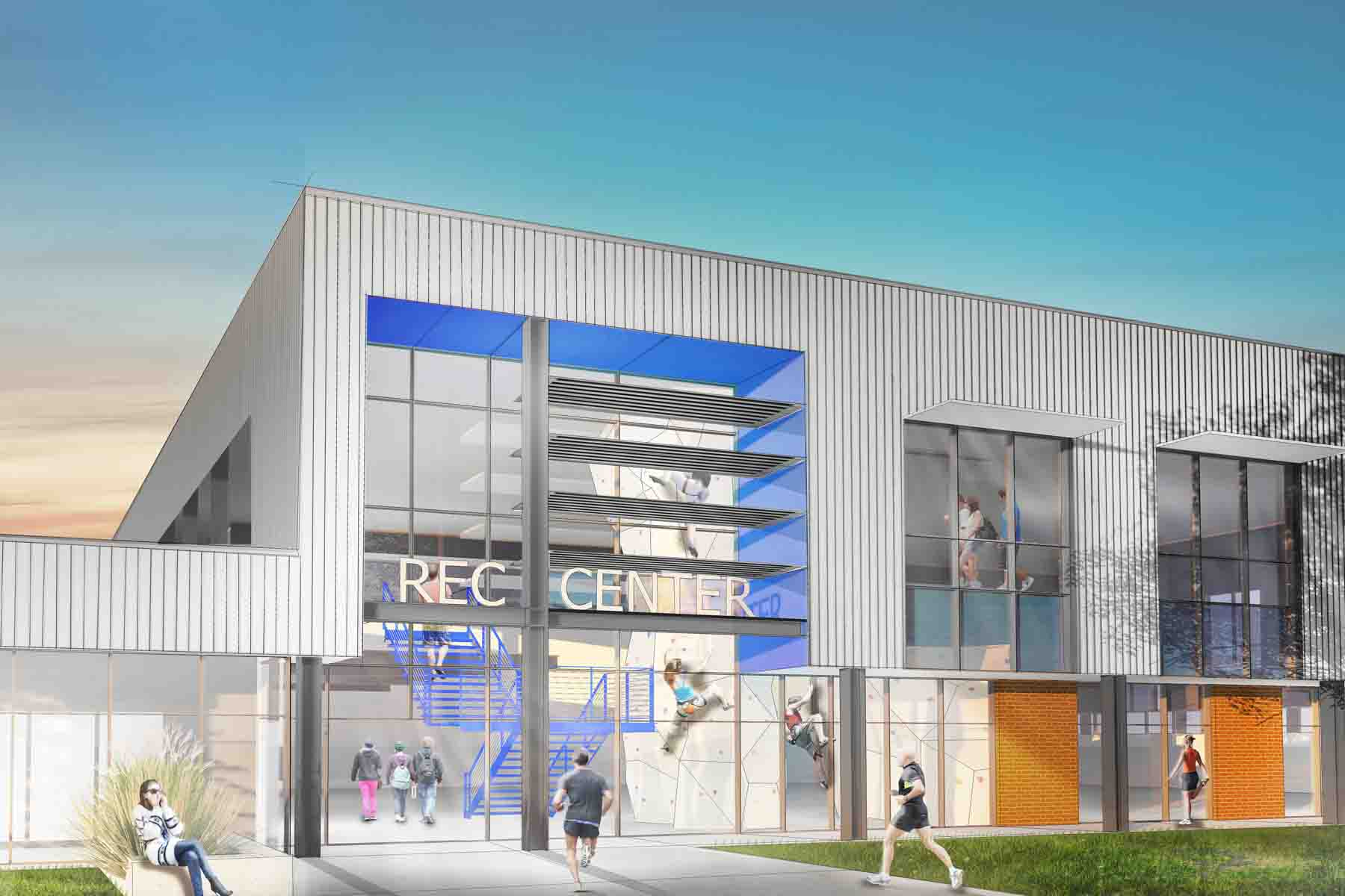 Spokane Falls Community College <br/> Gymnasium Addition + Renovation