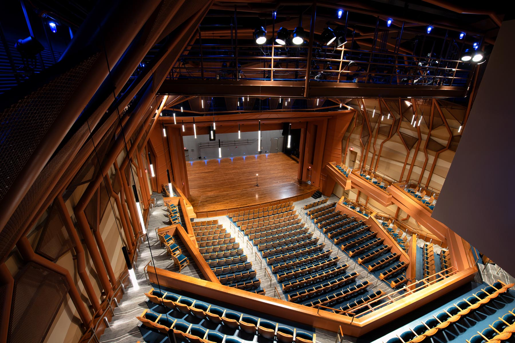 Gonzaga University <br/> Myrtle Woldson Performing Arts Center