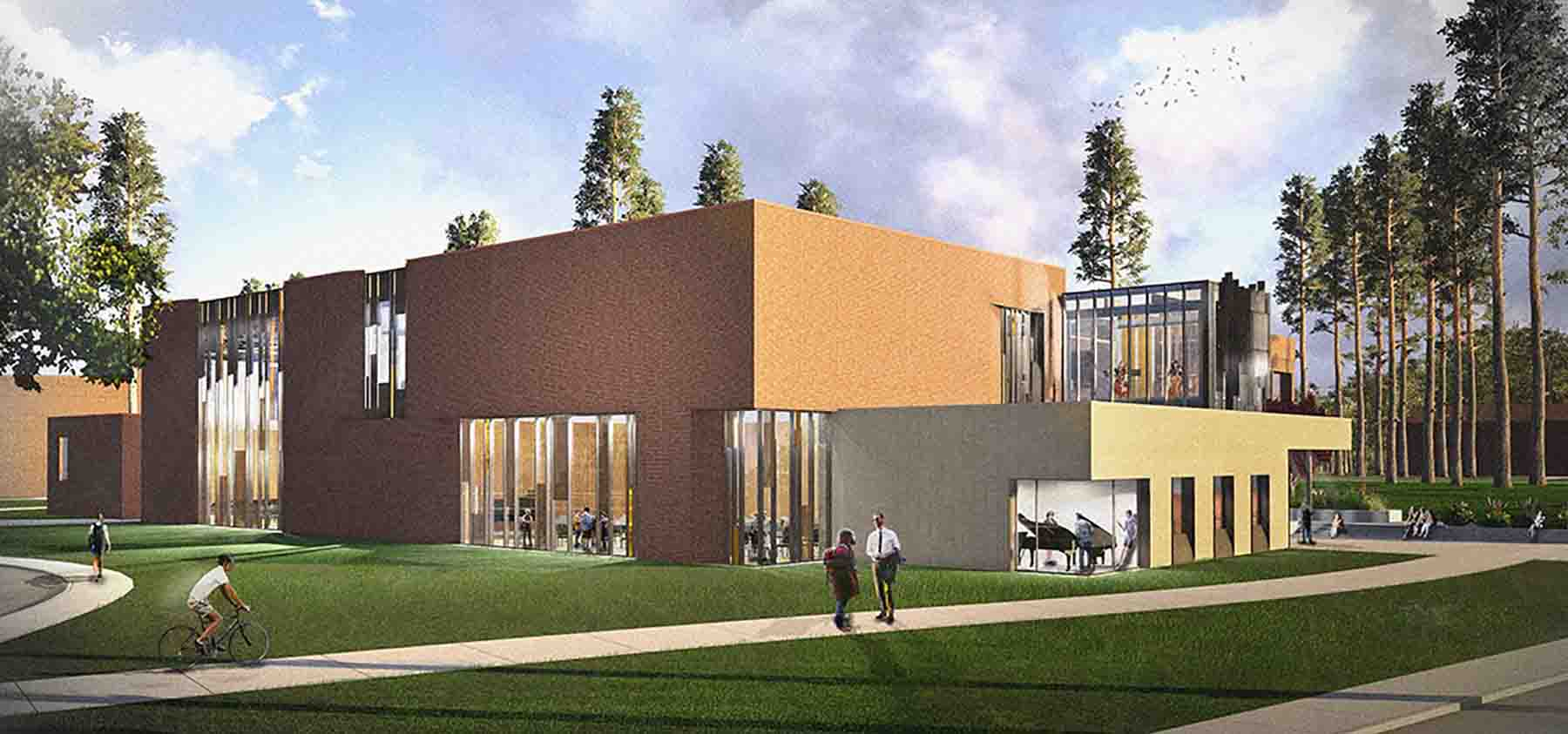 Whitworth University <br/> Cowles Music Center