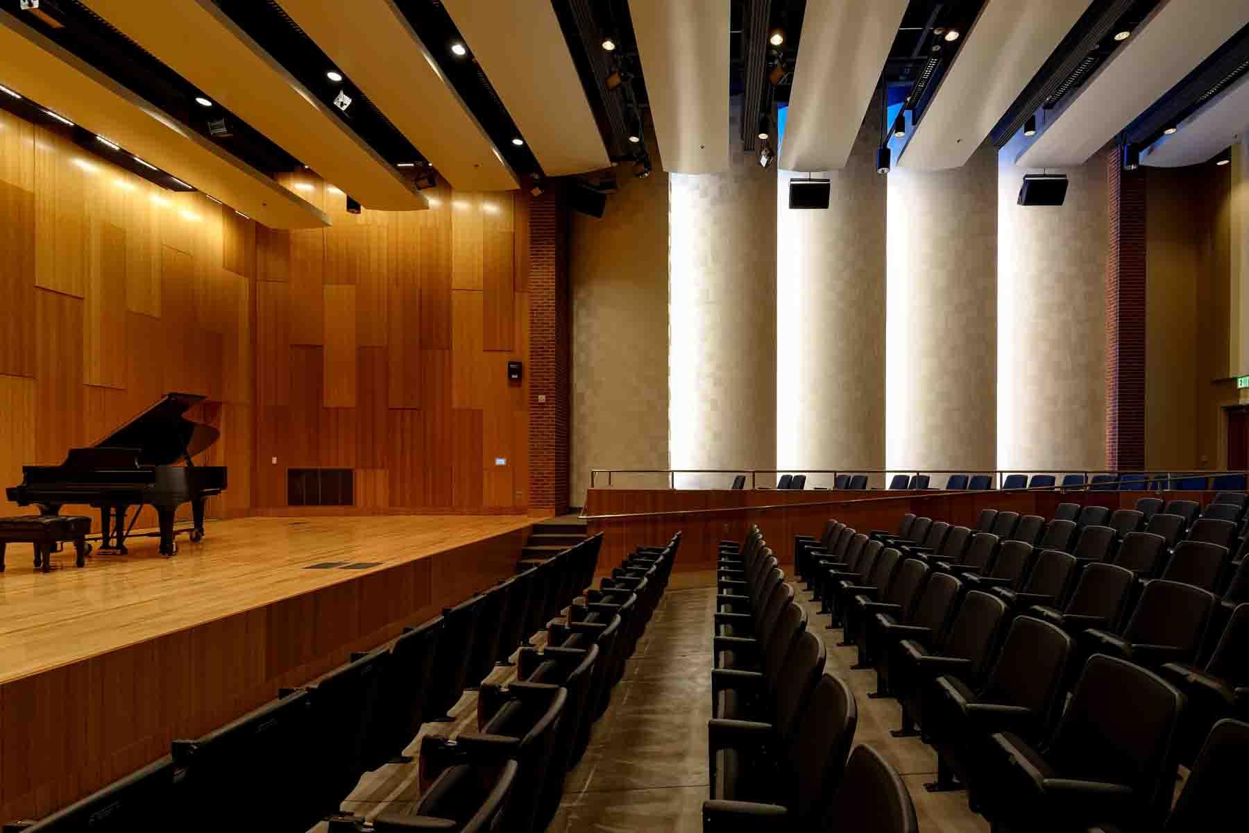 Wenatchee Valley College <br/> Music + Arts Center