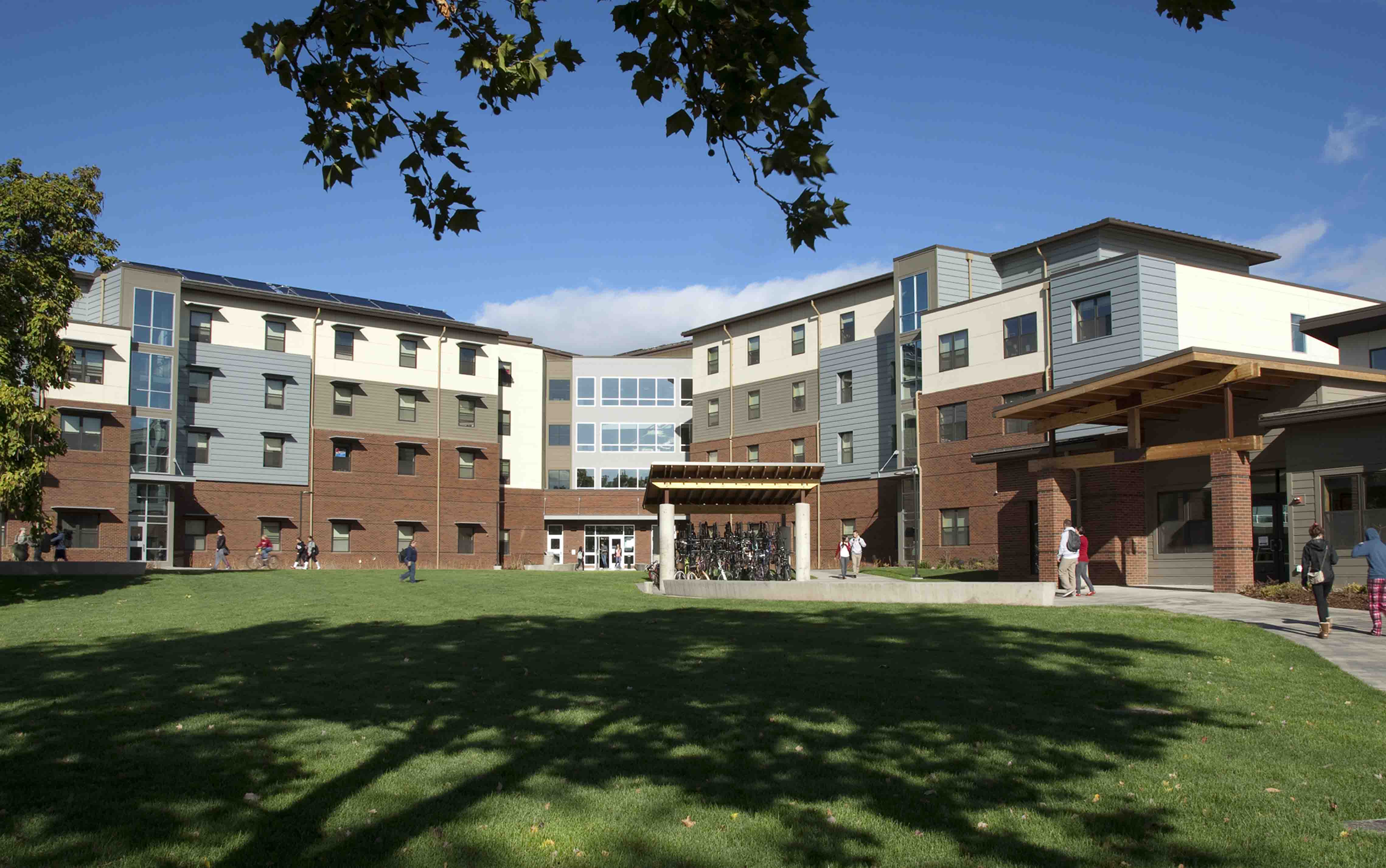 Central Washington University <br/> Barto Residence Hall