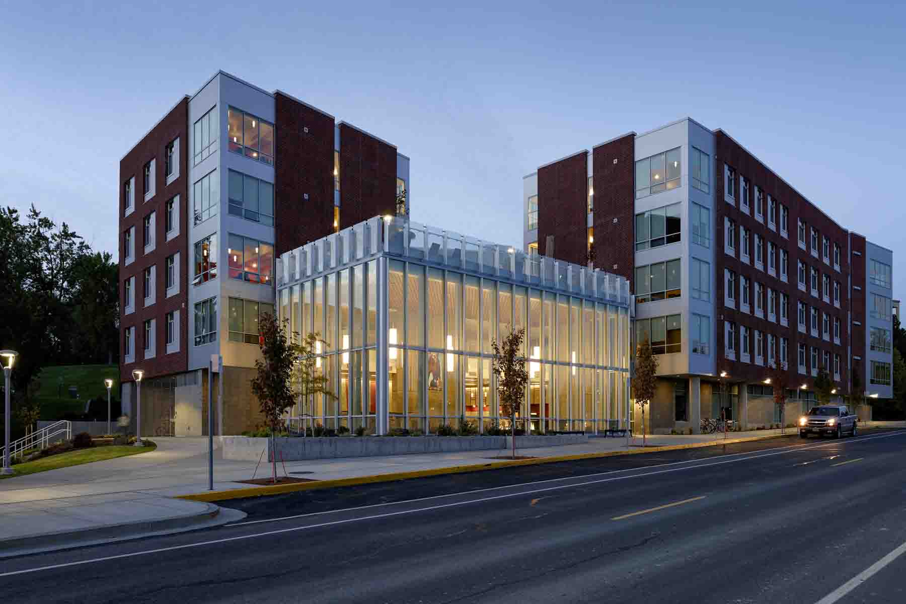 Washington State University <br/> Northside Residence Hall Phase I