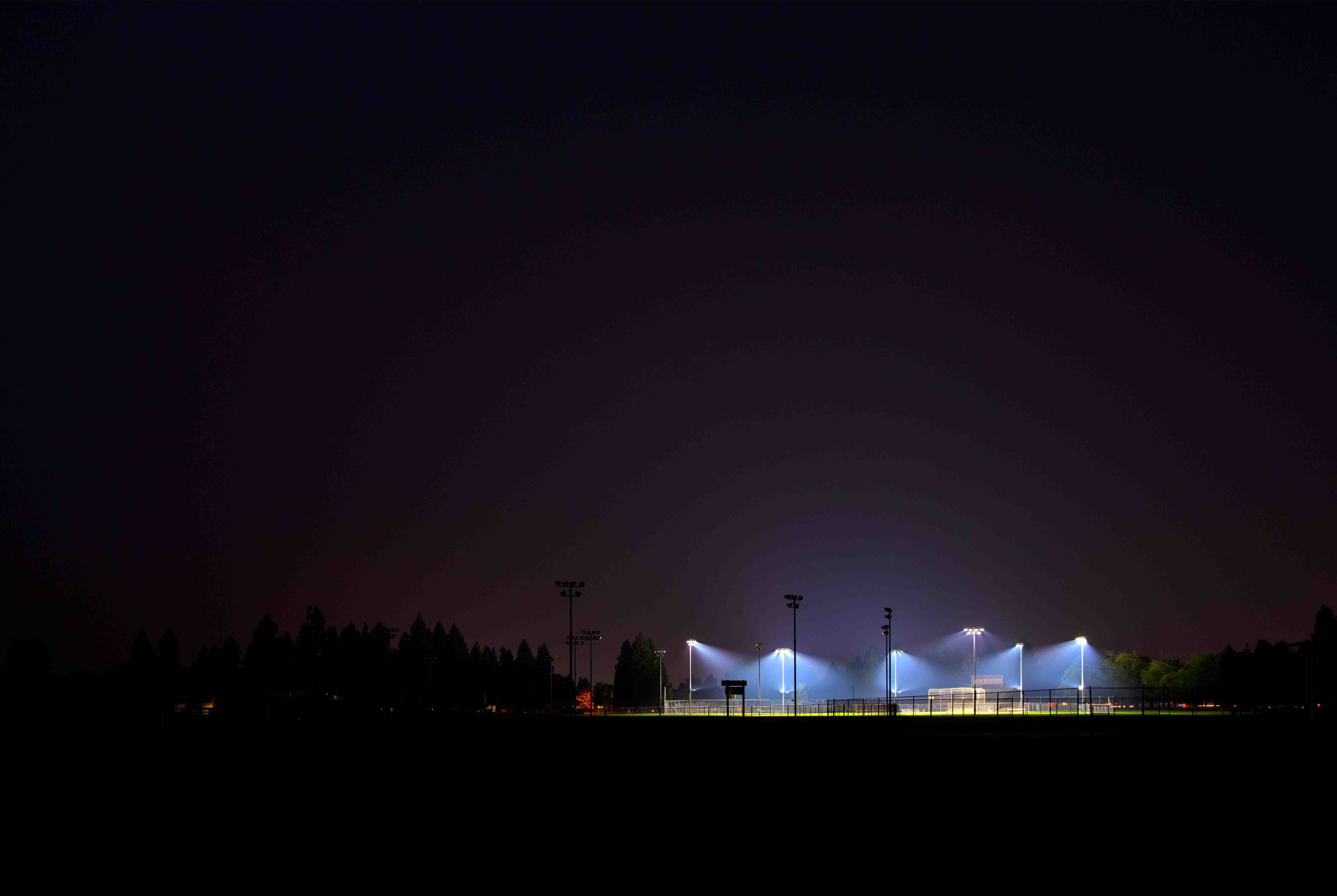 Franklin Sports Complex<br/> Softball Field #1 <br/> LED Lighting Upgrade