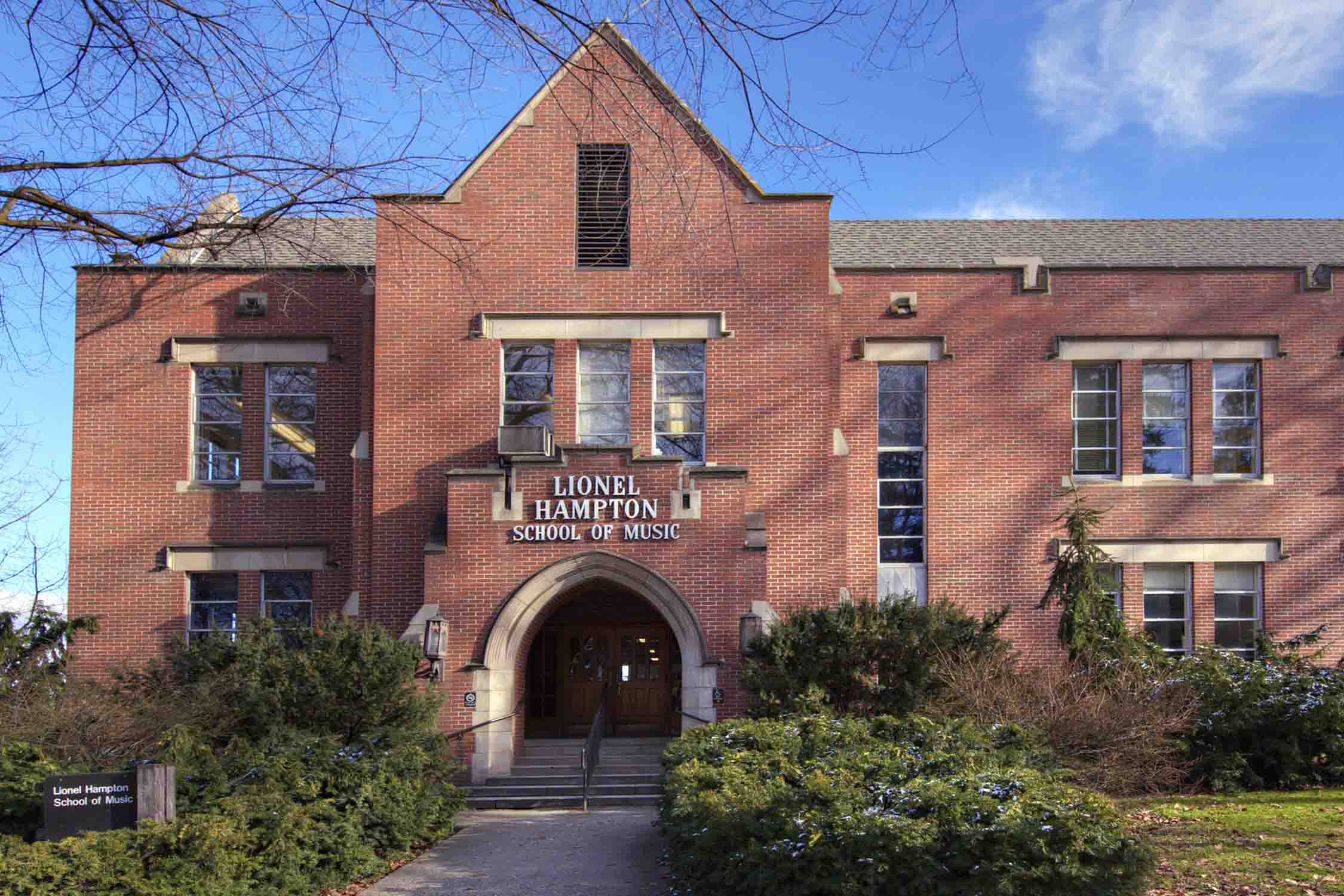 University of Idaho <br/> Lionel Hampton School of Music
