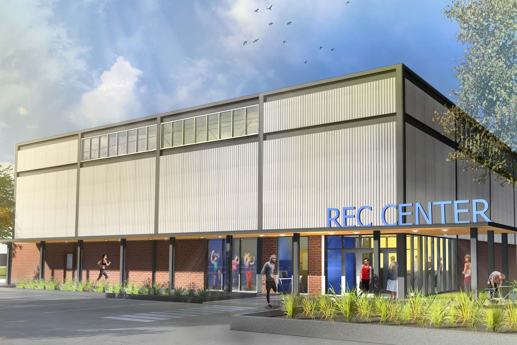 Wenatchee Valley College <br/> Jack &#038; Edna Maguire Recreation Center