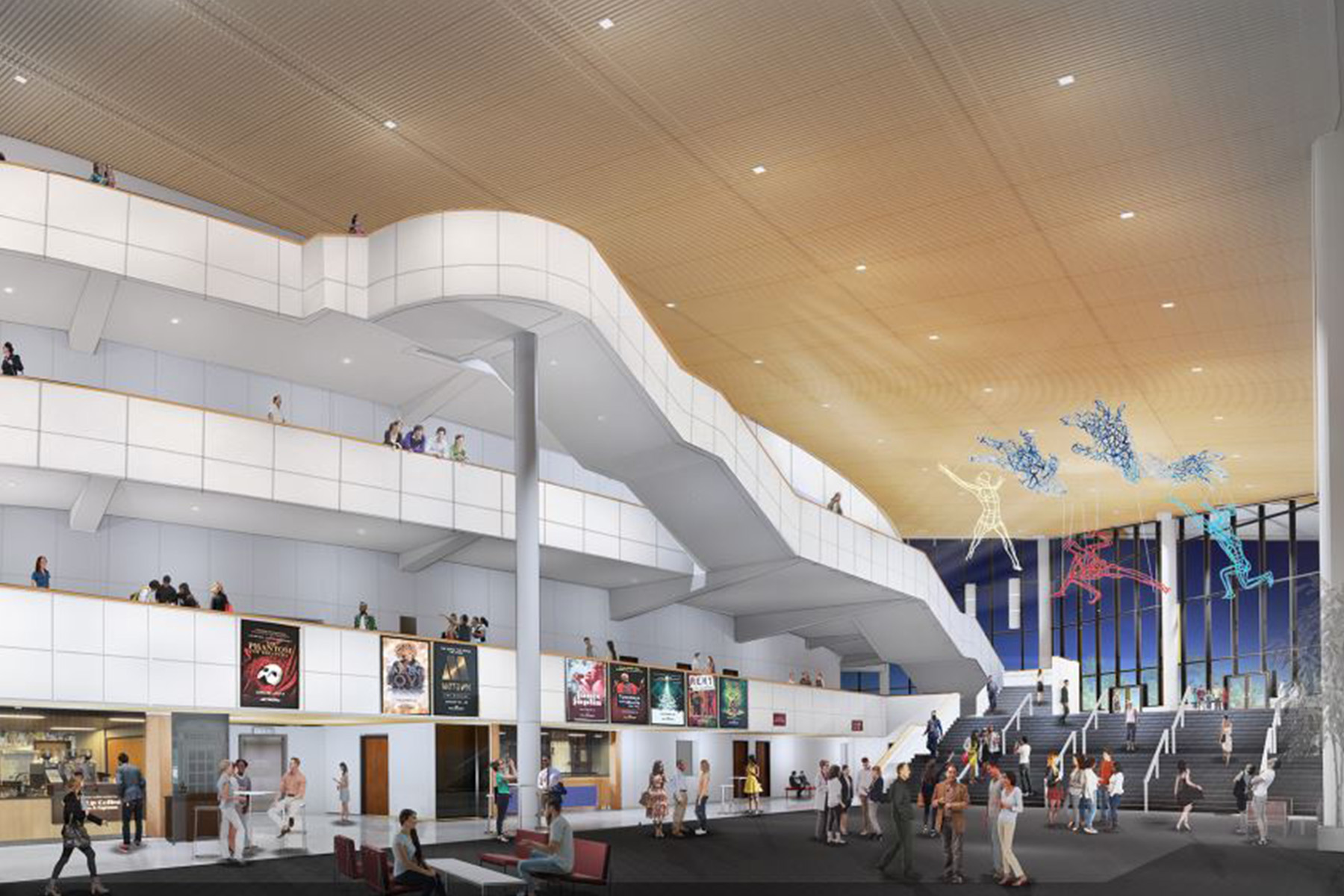 INB Performing Arts Center <br/> Renovation + Accessibility Project