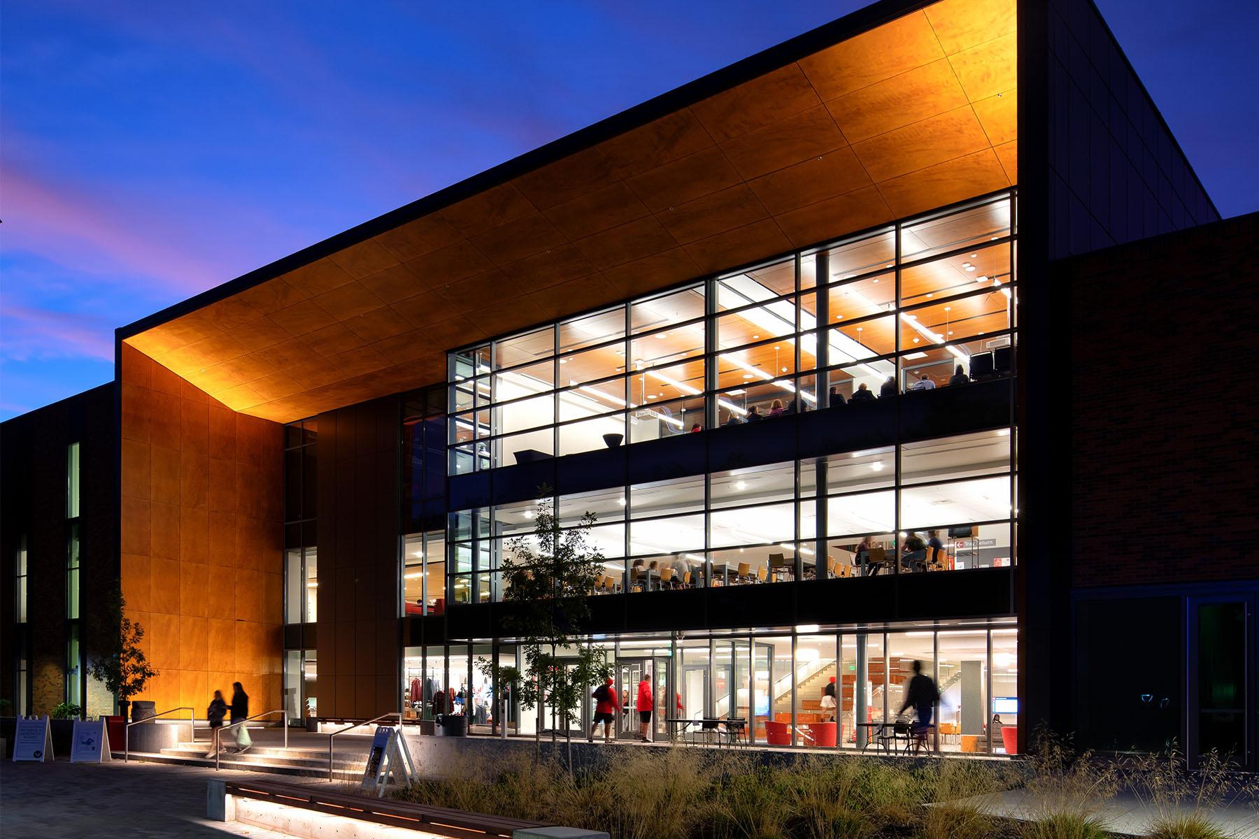 Eastern Washington University <br/> Pence Union Building