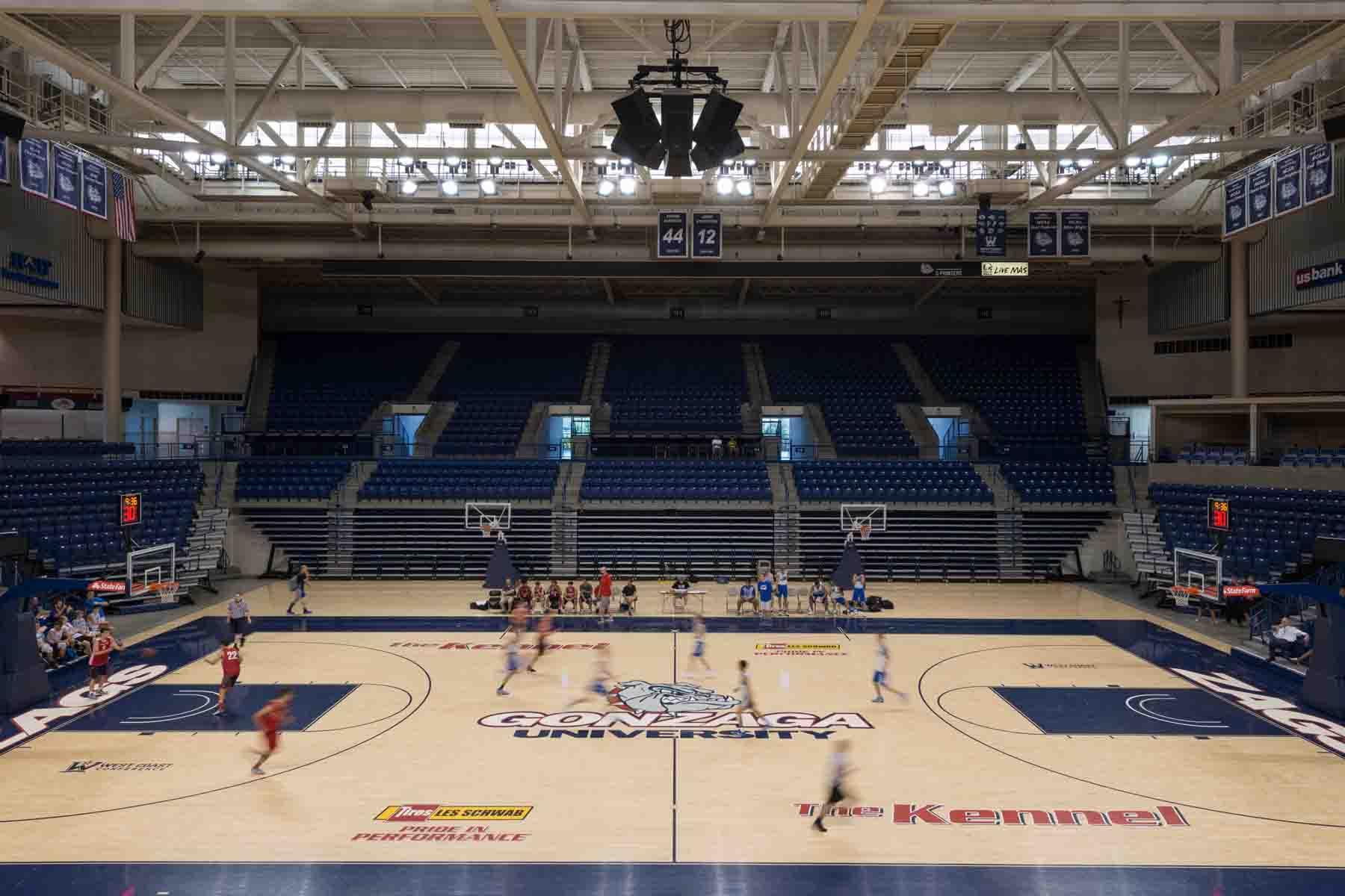 gonzaga university mccarthey athletic center mw engineers