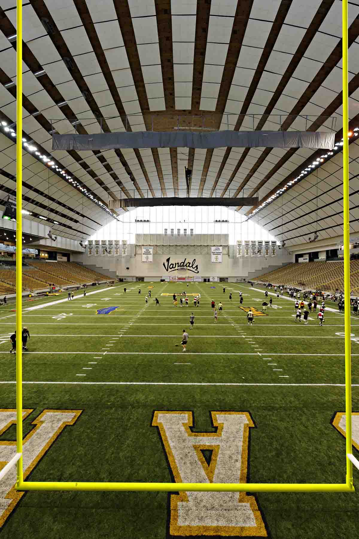 University of Idaho <br/> Kibbie Dome Renovation