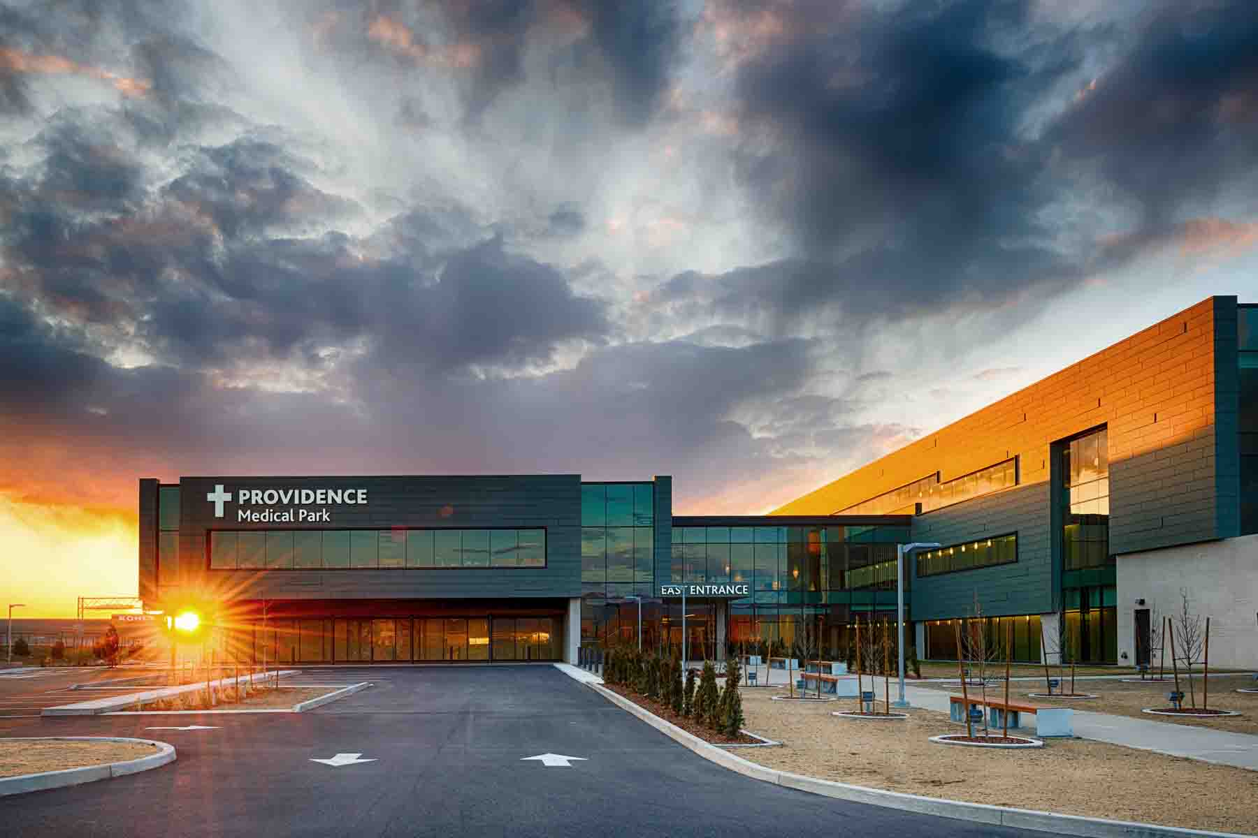 Providence<br> Health & Services <br>Providence Medical Park