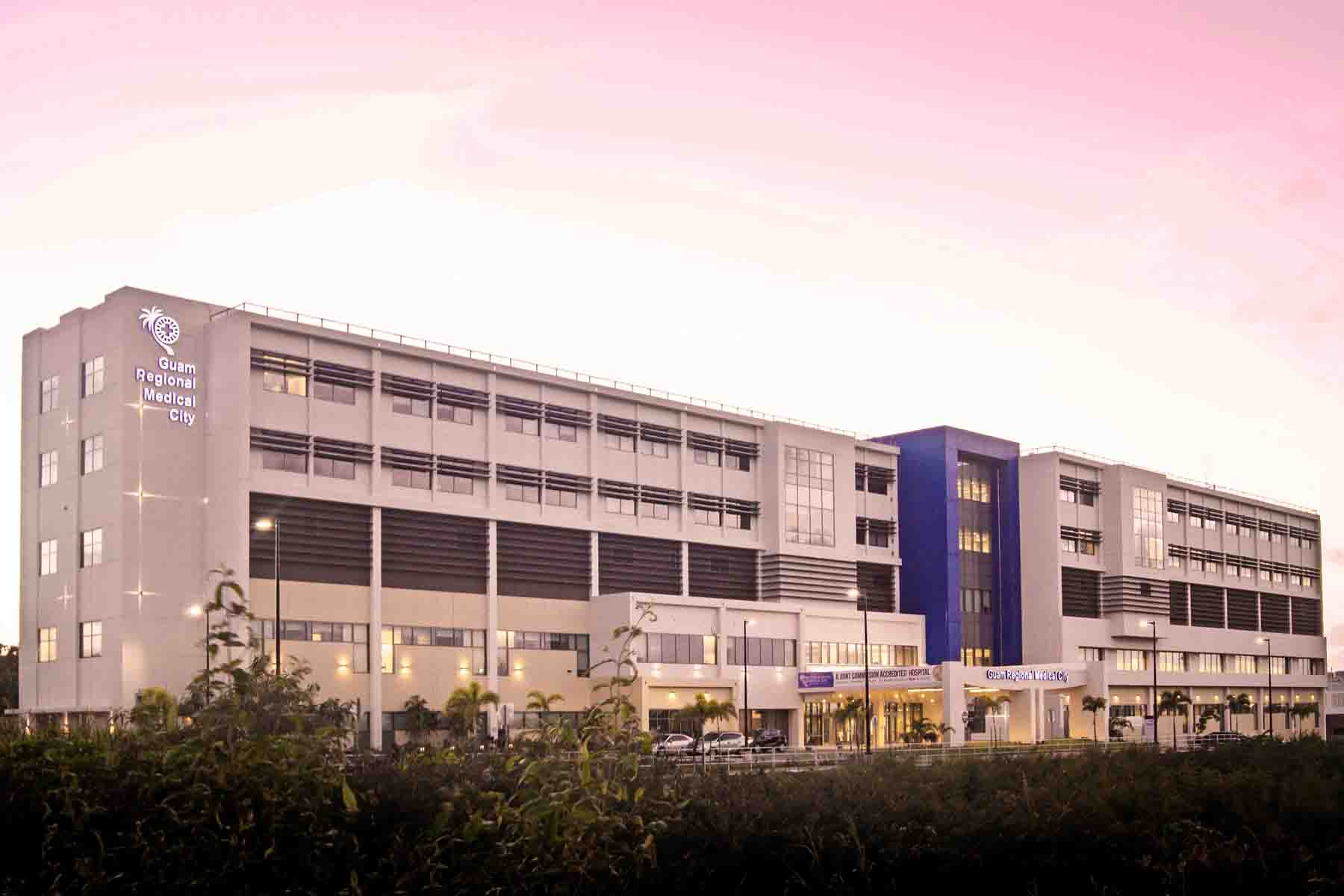 Guam Regional <br/>Medical City