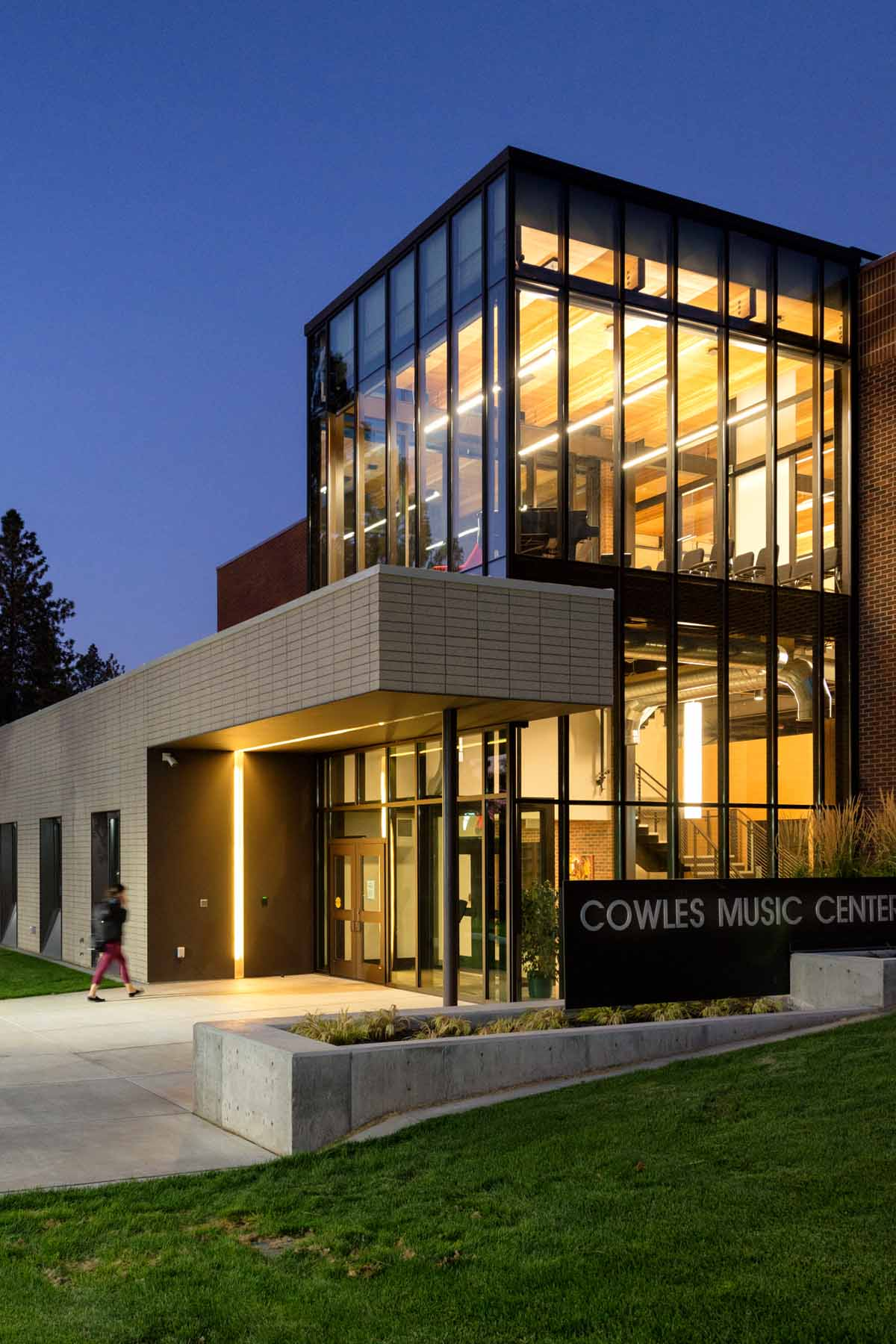 Whitworth University <br/> Cowles Music Center and Myhre Recital Hall