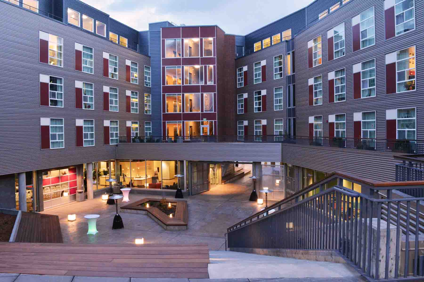 Washington State University<br/>Global Scholars Hall