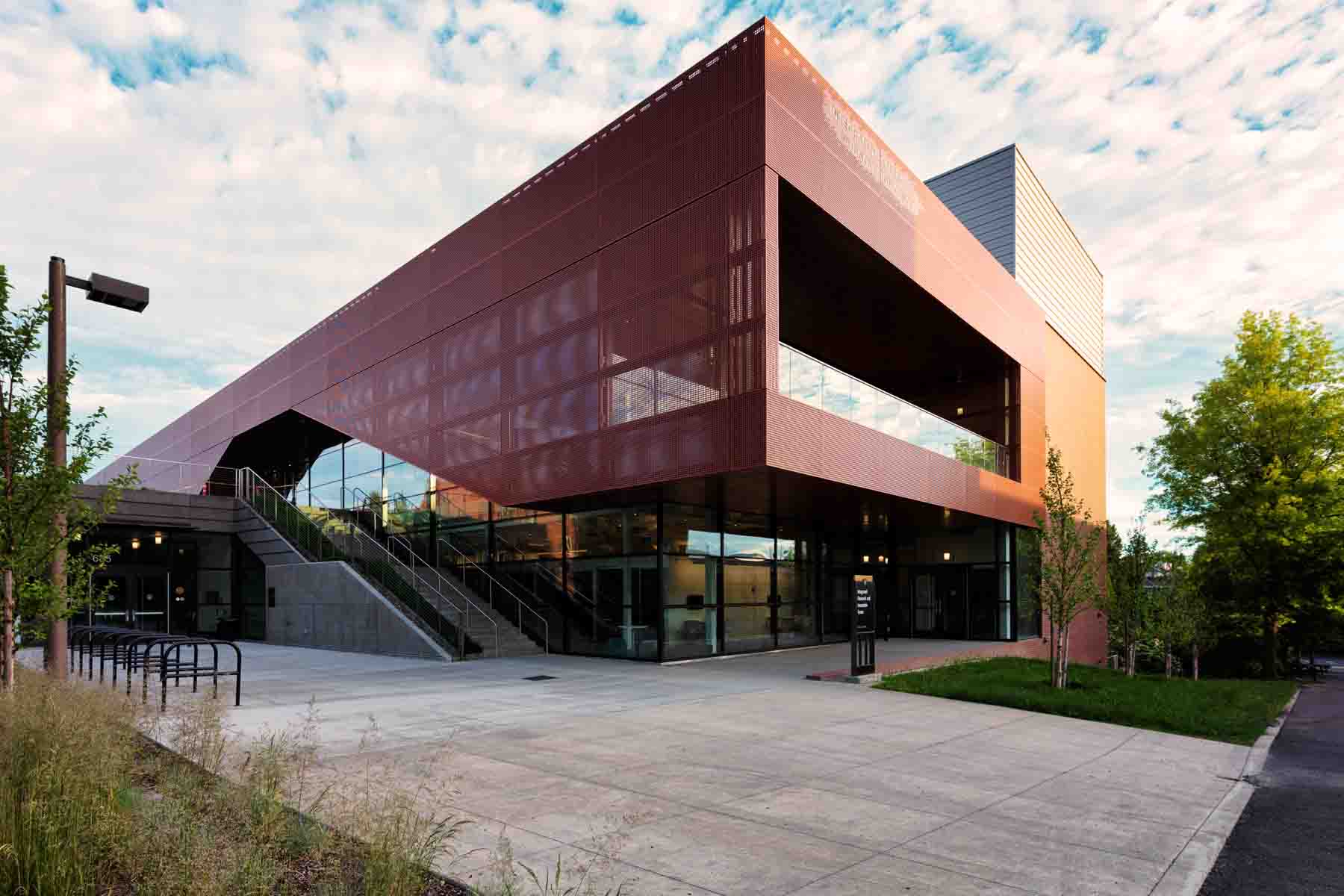 University of Idaho Integrated Research + Innovation Center - MW Engineers