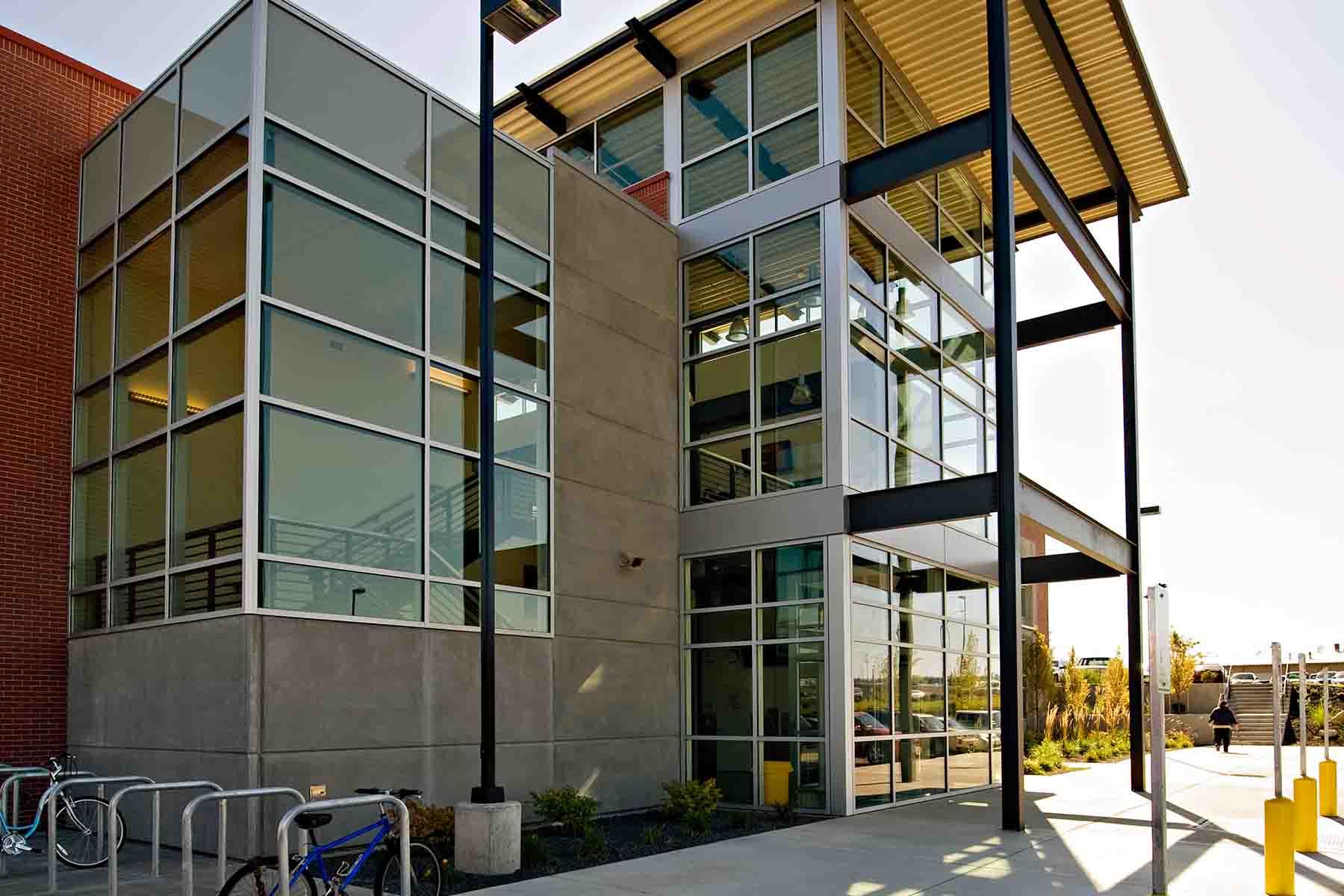 Spokane Community College <br/> Stannard Technical Education Building