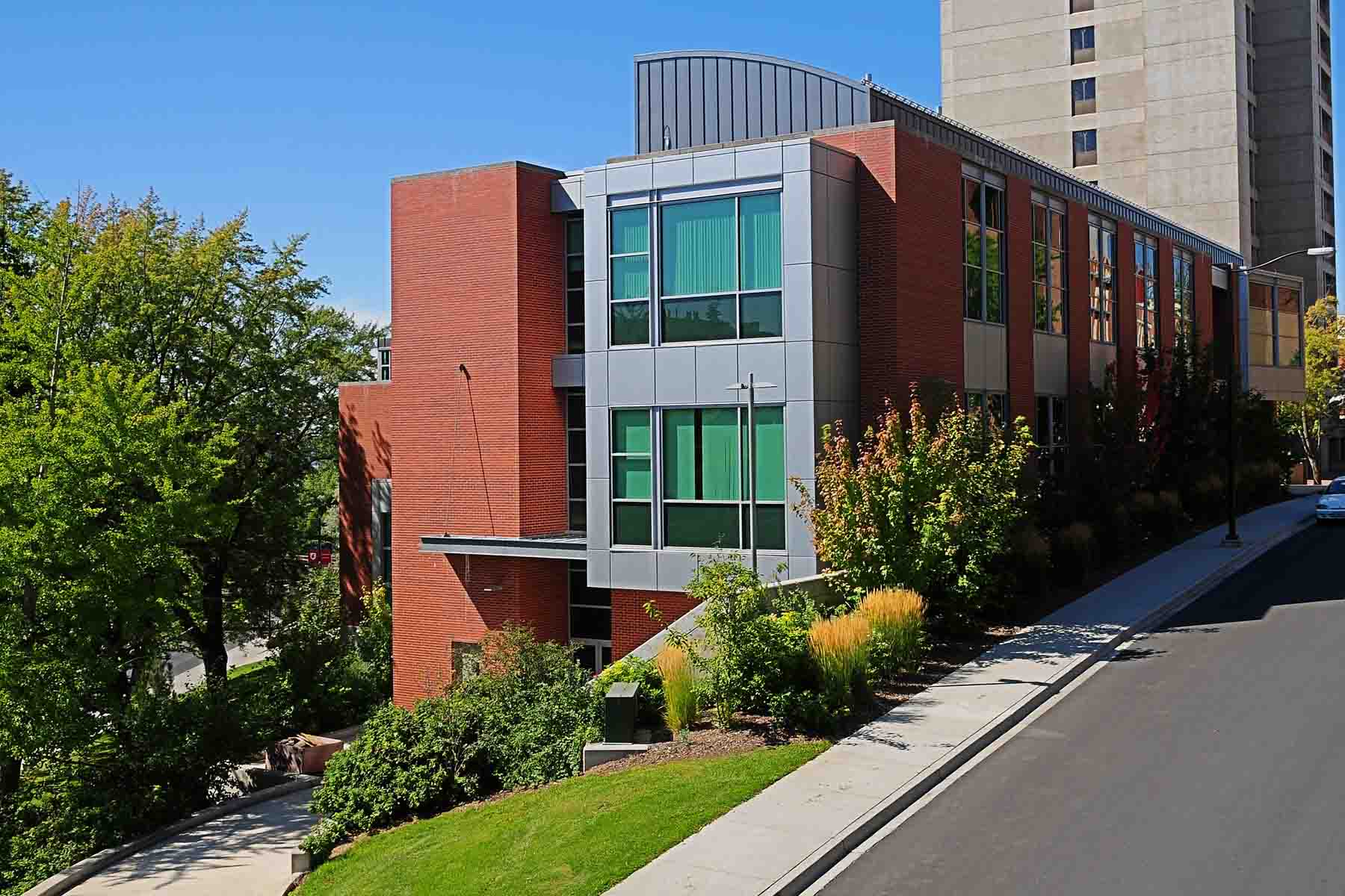 Washington State University<br/> Institute for Shock Physics