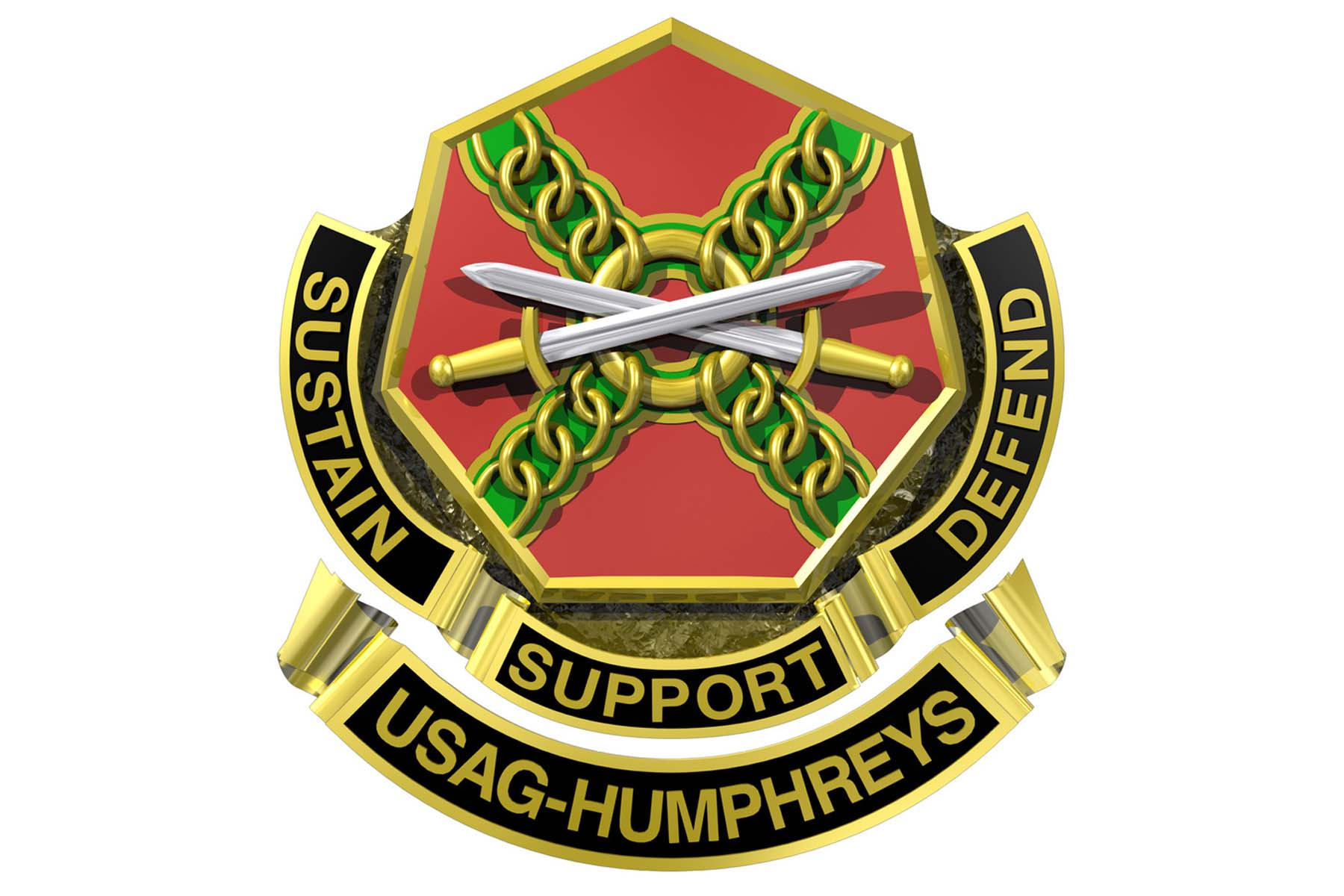 USAG Camp Humphreys,  South Korea<br> Eighth Army EUSA <BR> Joint Correctional Facility