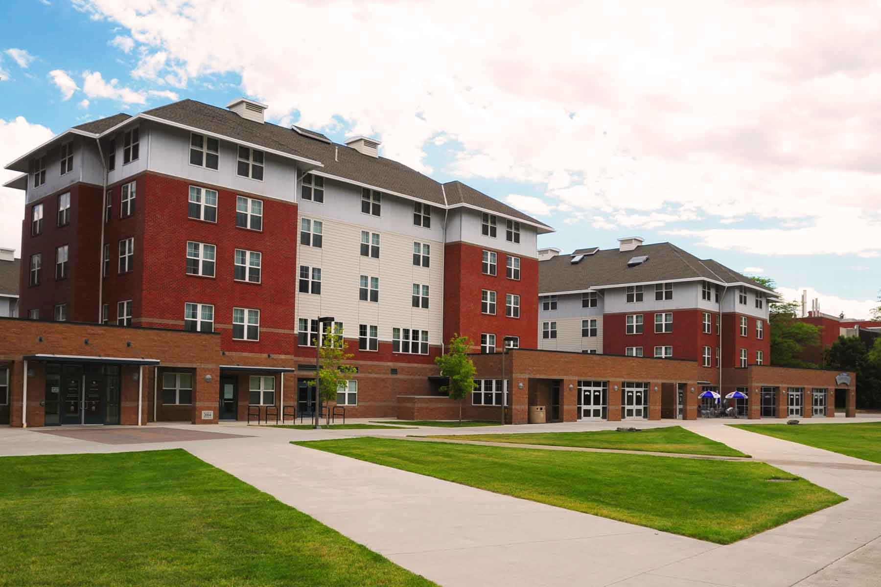 University of Idaho <br/> Living + Learning Community