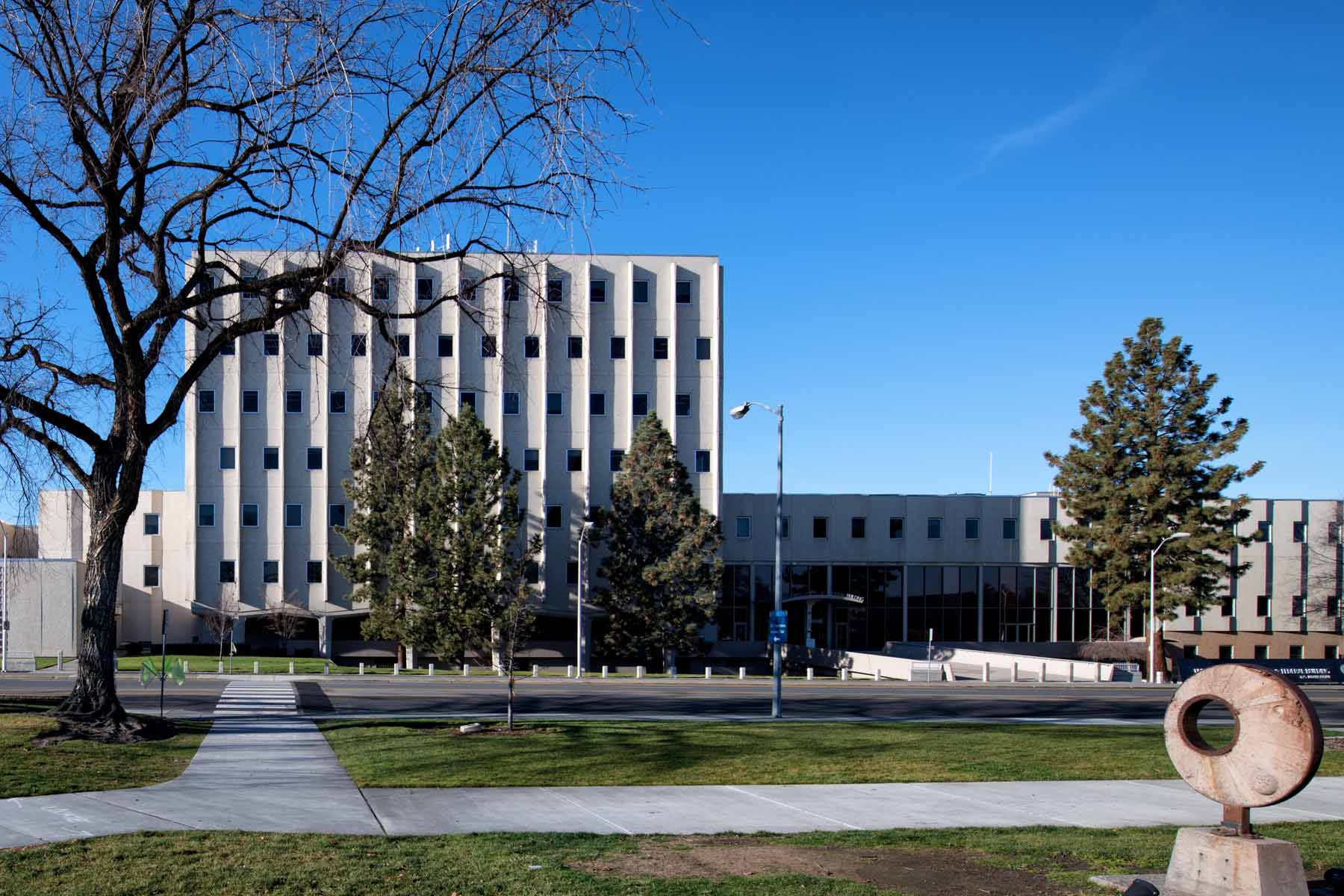 Richland, WA Federal Building <br> Electrical Upgrade