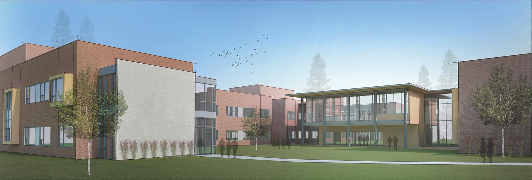 Spokane Public Schools <br/>Linwood Elementary