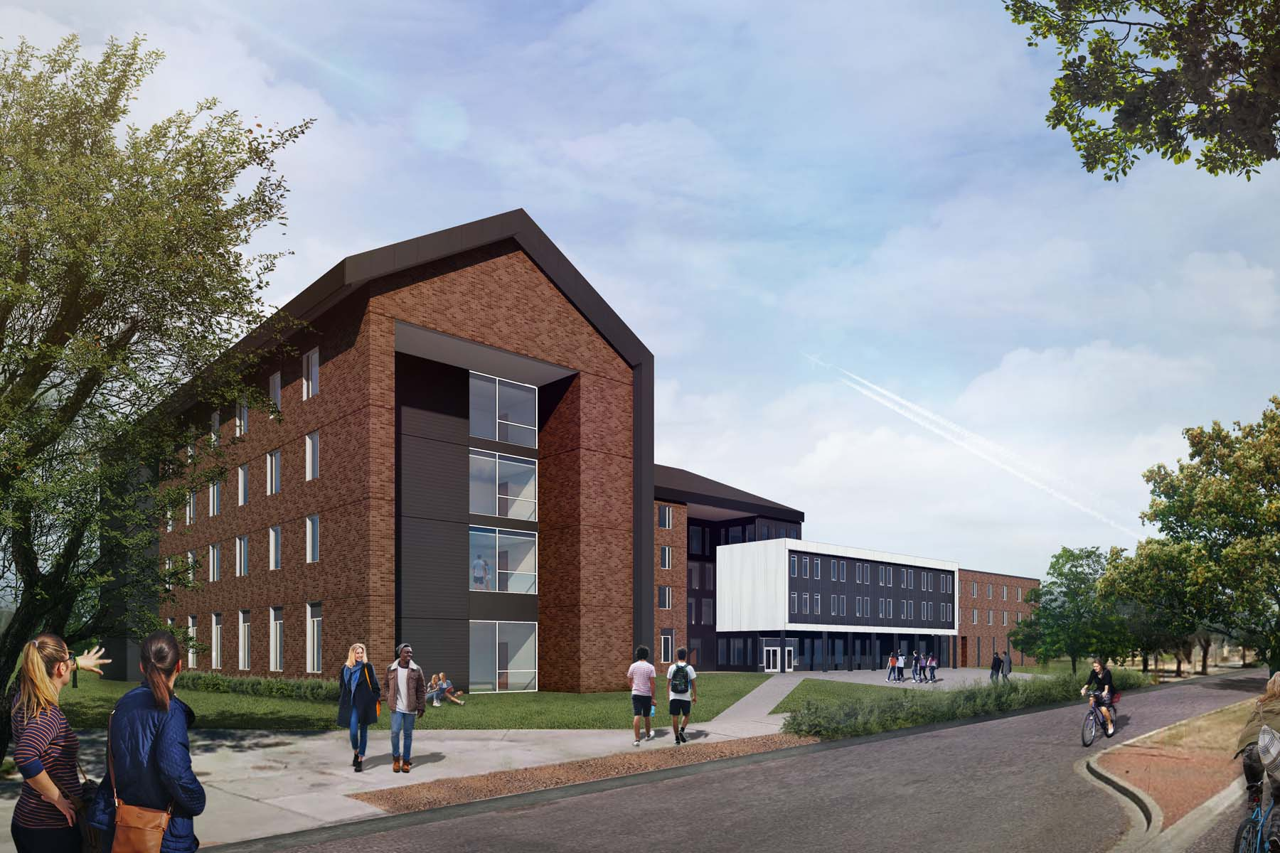 Central Washington University <br/> Dugmore Hall Residence Facility