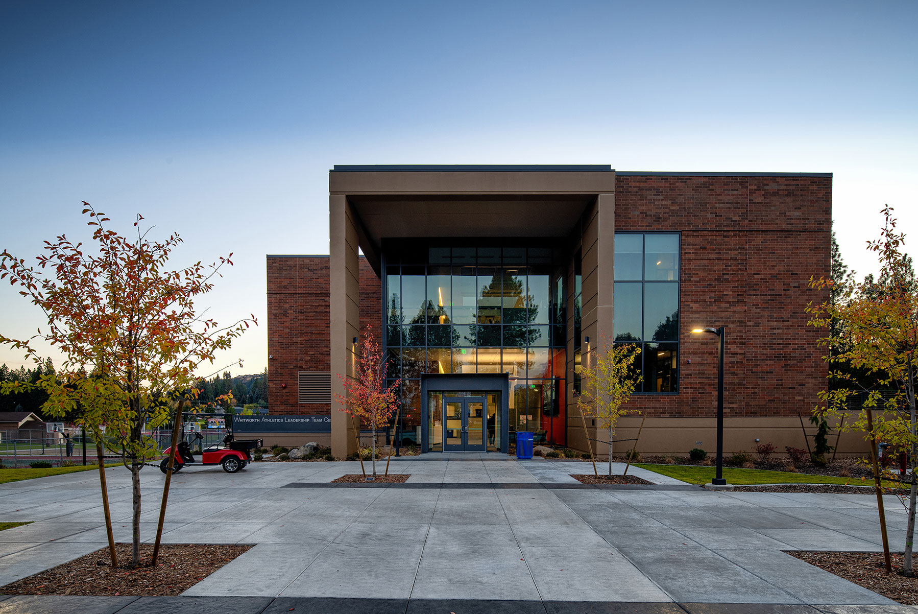 Whitworth University<br/>Athletics Leadership Center