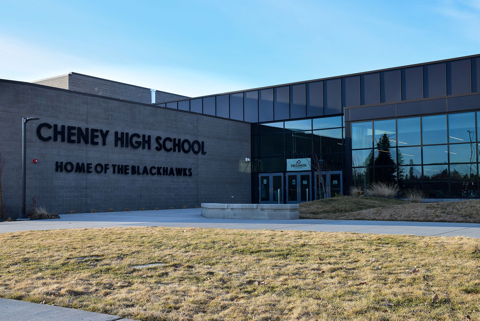 Cheney School District<br/>Cheney High School