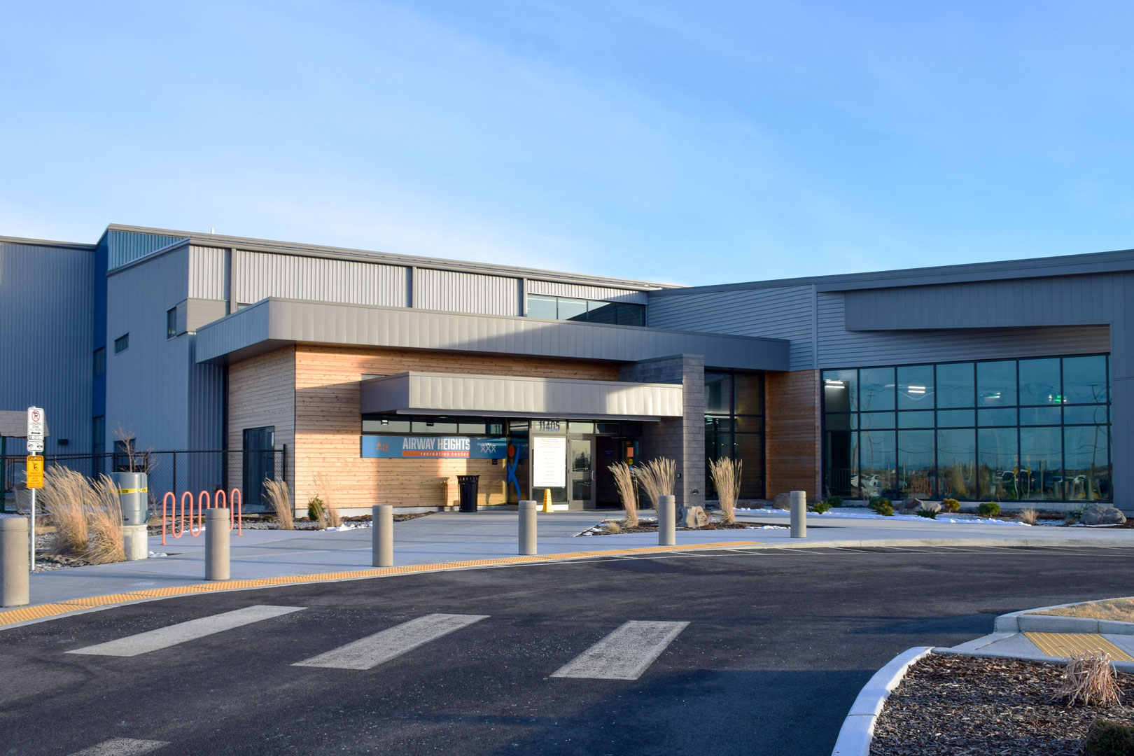 City of Airway Heights<br>Recreation Center
