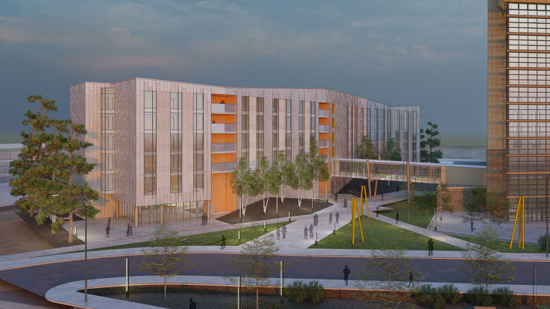 Northern Quest Resort & Casino<br/>Hotel Expansion