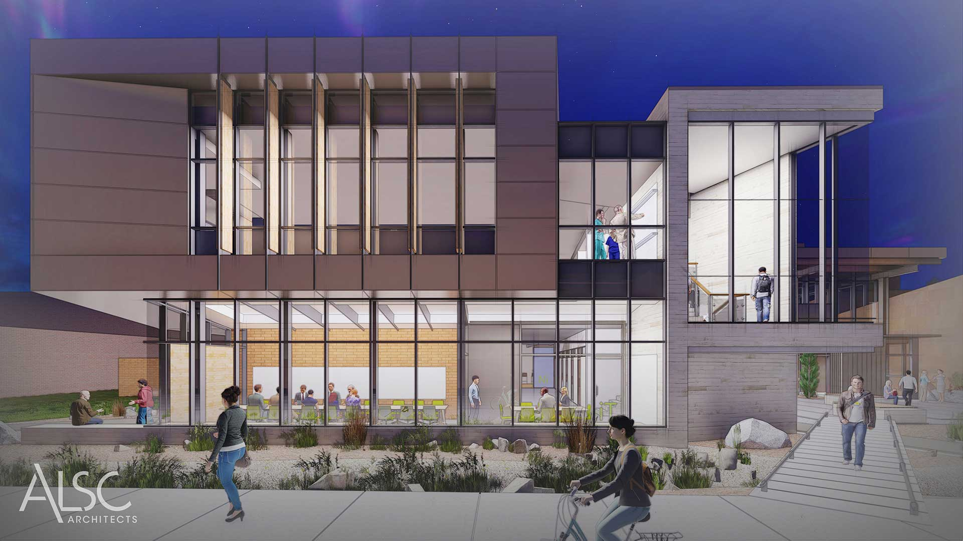 North Idaho College<br/>Meyer Health Science Building Expansion