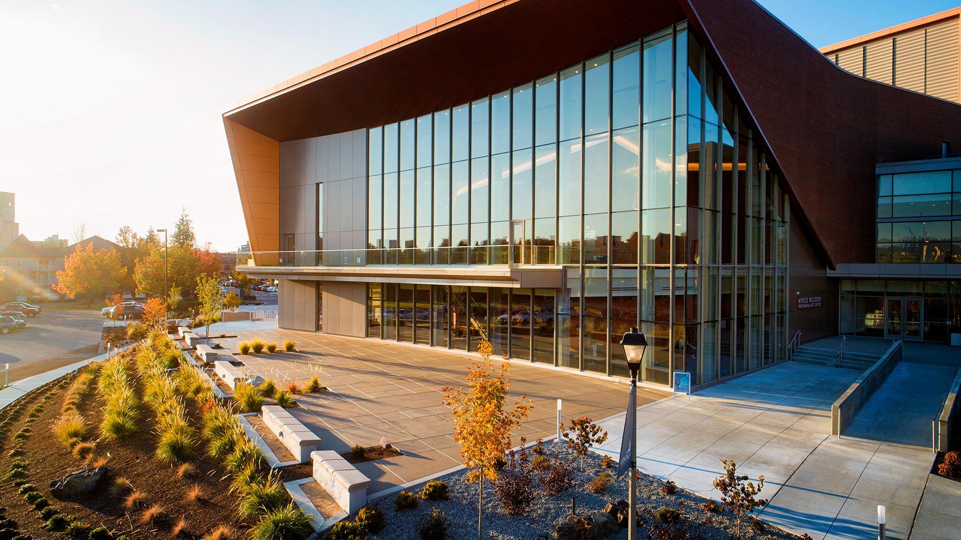 Gonzaga University<br/>Myrtle Woldson Performing Arts Center