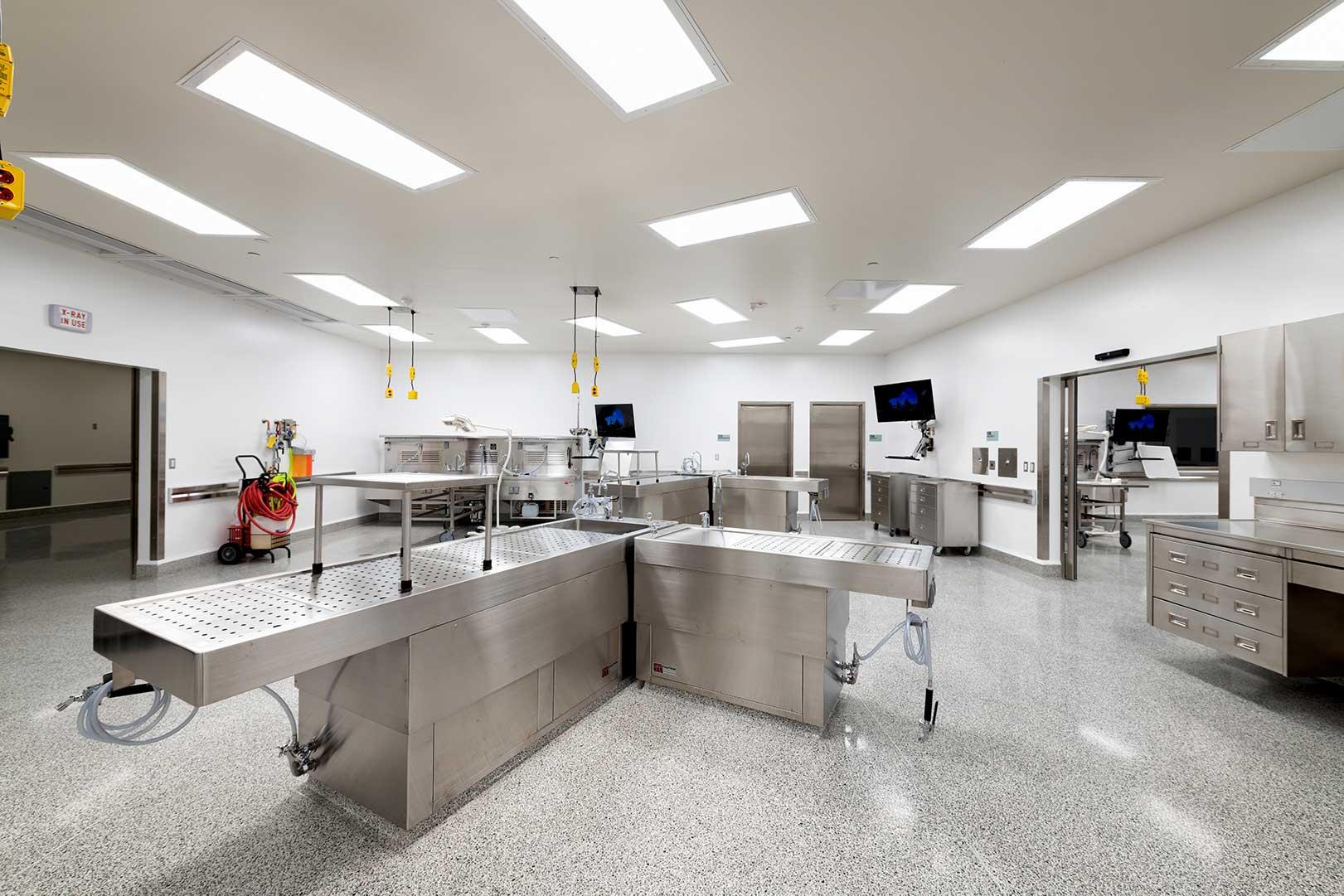 Spokane County Medical Examiner Facility