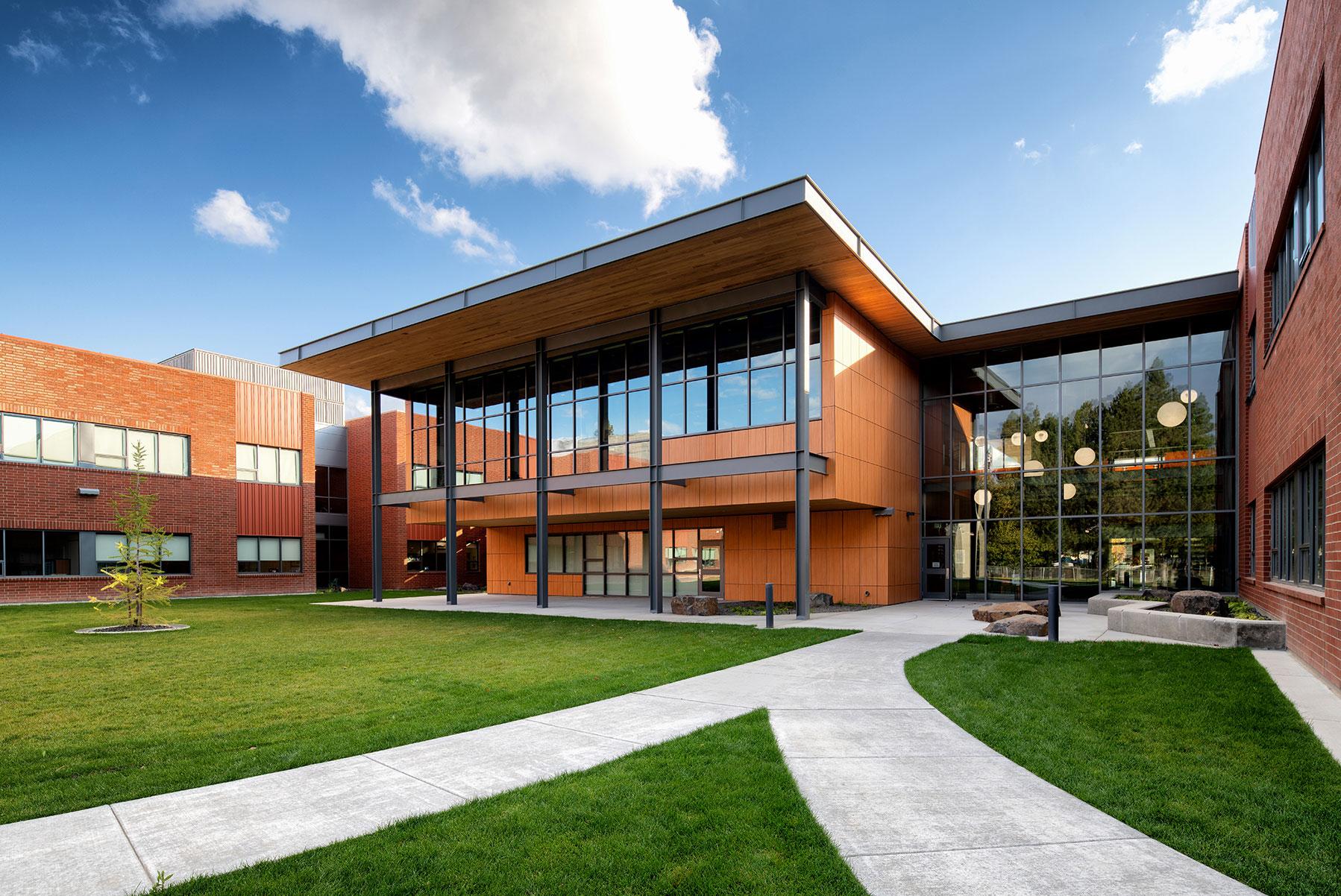 Spokane Public Schools<br/>Linwood Elementary