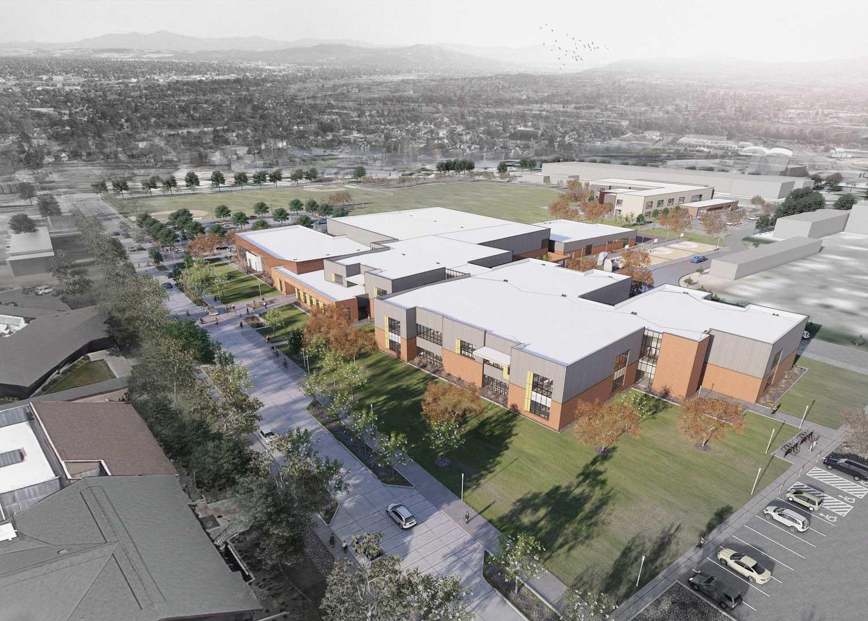 Spokane Public Schools<br/>Shaw Middle School