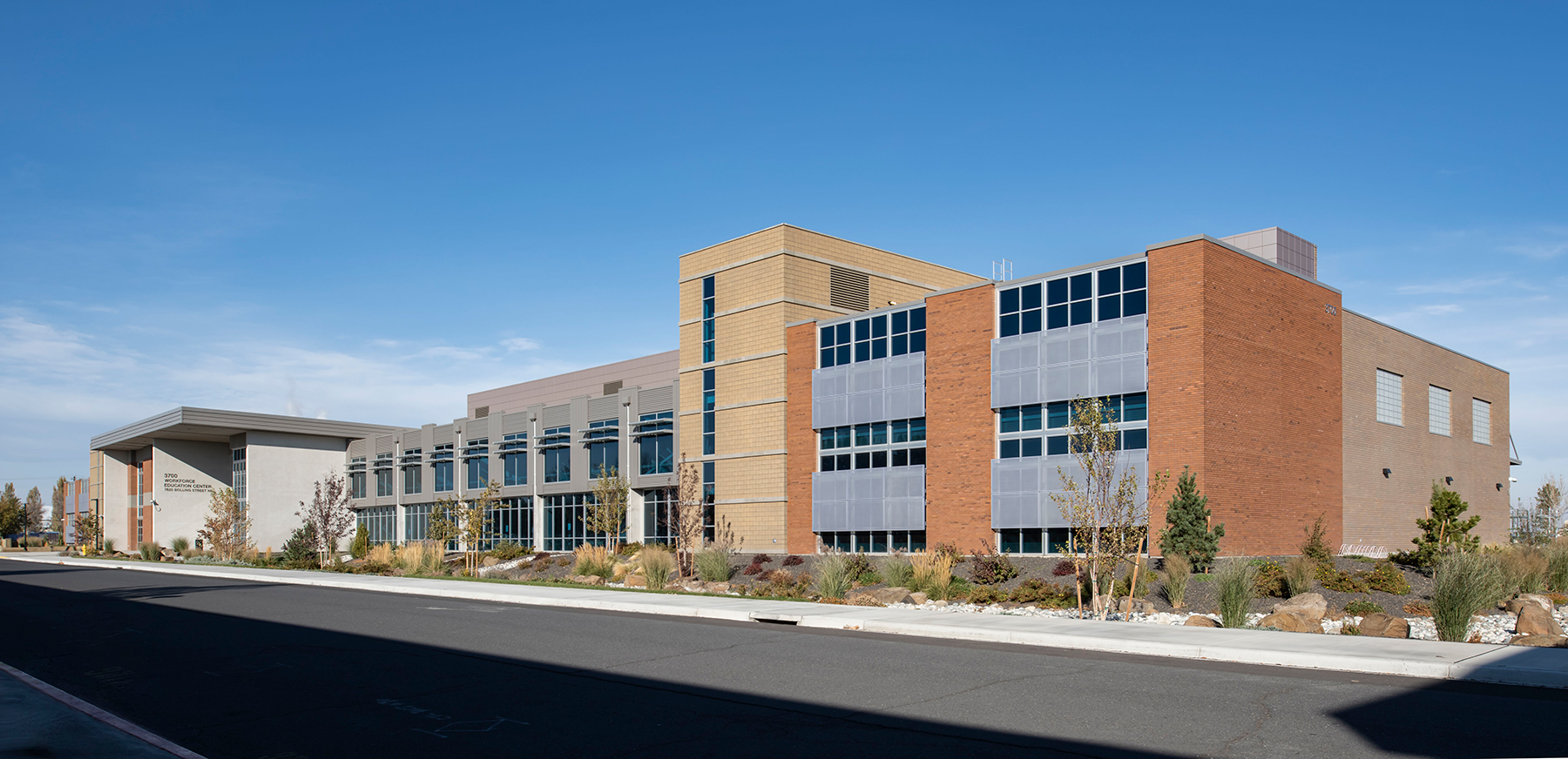 Big Bend Community College<br/>Professional Technical Education Center