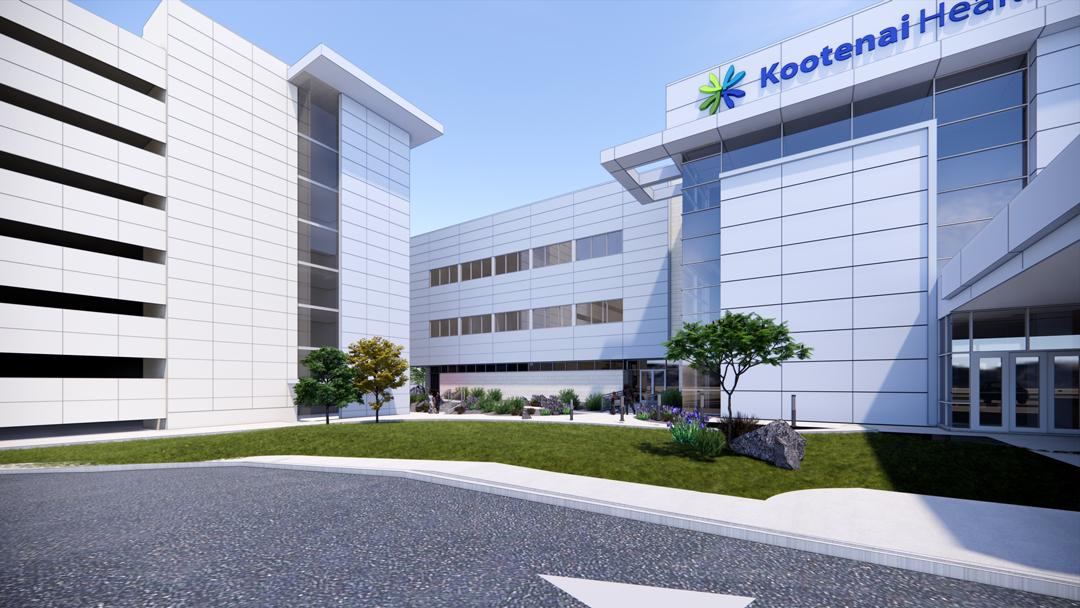 Kootenai Health<br/>Heart Center Expansion